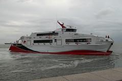 Trinidad water-taxi 2 (Starjack30) Tags: water ferry boat taxi catamaran portofspain trinidadtobago austal
