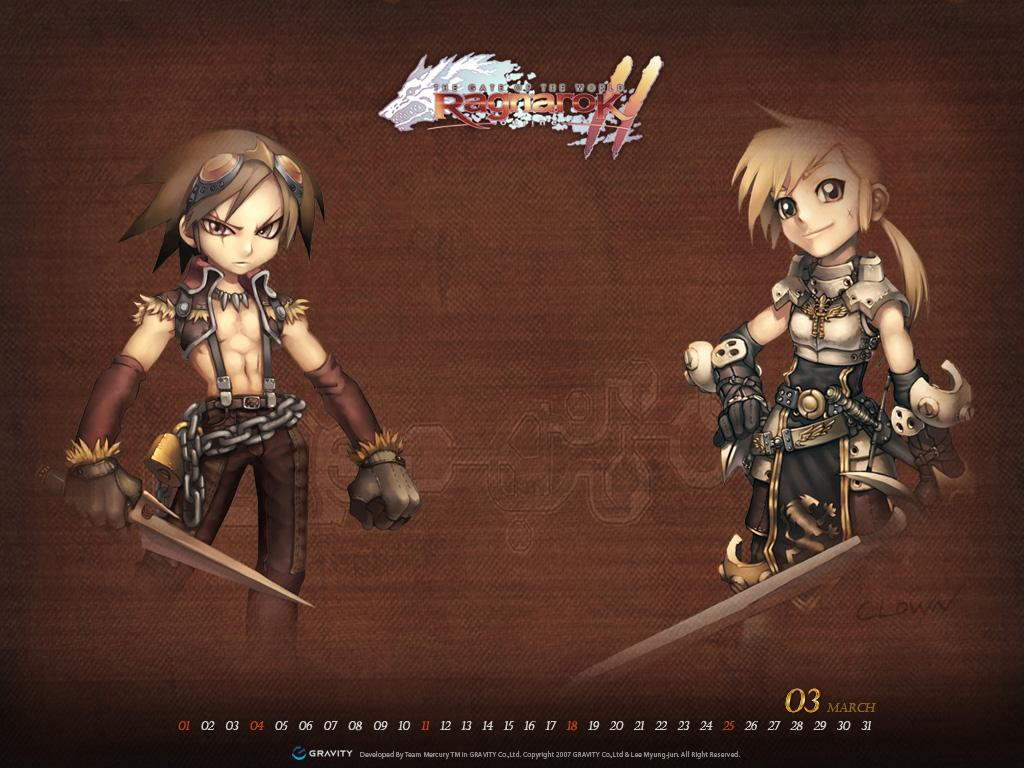 RO2 MMOSITE Wallpaper 1024*768 - Ragnarok Online 2 Photo - MMosite.com