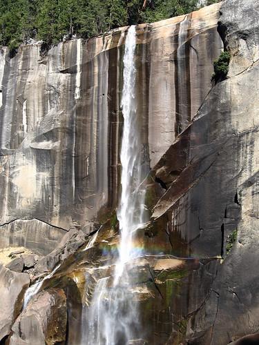 Vernal Falls Rainbow