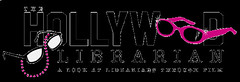 The Hollywood Librarian logo