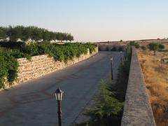 Der Mor Gabriel gardens paved way, Midyat, Turkey (nhraim ( )) Tags: turkey christian monastery orthodox mardin mesopotamia turabdin midyat assyrian syriac suryoyo suriani chaldean suret torabdin derzafaran dermorgabriel