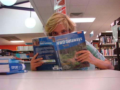 Ahhhh...libraries!