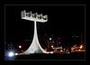 "CAMPANARIO - FLICKR (claudio.marcio2) Tags: arquitetura architecture lights searchthebest noturna luzes nocturne brasilia oscarniemeyer allyouneedislove supershot goldenmix mywinners thepritzkerarchitectureprizeonflickr top20white wetraveltheworld ""wonderfulworldmix"" photonawardsgroup passionphotohraphy jesuisvenuevousdire"
