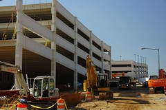 Nationals Park Parking Garages