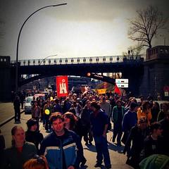 ein sonntag für globale rechte - euromayday 006