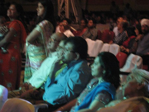 Kalanidhi Maran spotted at the 'A commitment' concert
