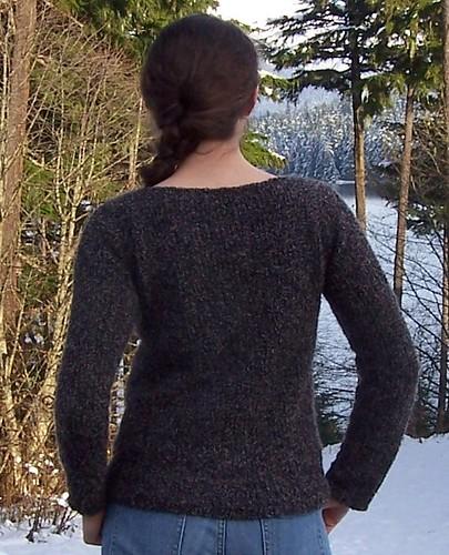 Comfy Raglan Sweater Free Pattern The Running Yarn