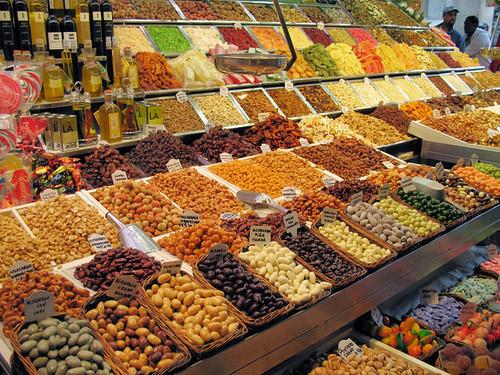 Boqueria Market, Barcelona 1