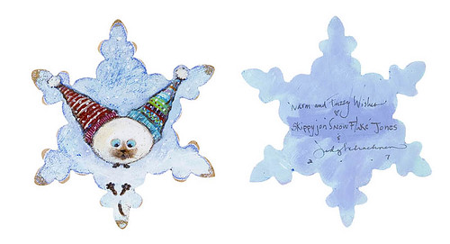 "Skippyjon ""Snow Flake"" Jones, by Judy Schachner"