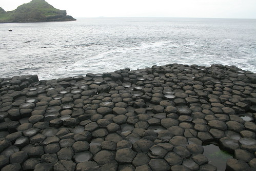 Giant's Causeway en flickr