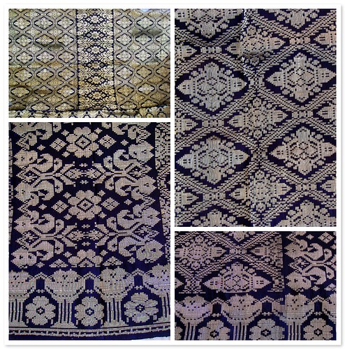 Big Black Songket