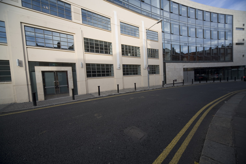 DUNNES HEADQUARTERS - STEPHEN STREET, DUBLIN
