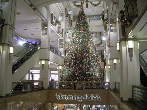 Merry Christmas from Bloomingdale's