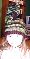 Slipper Hat for Aine