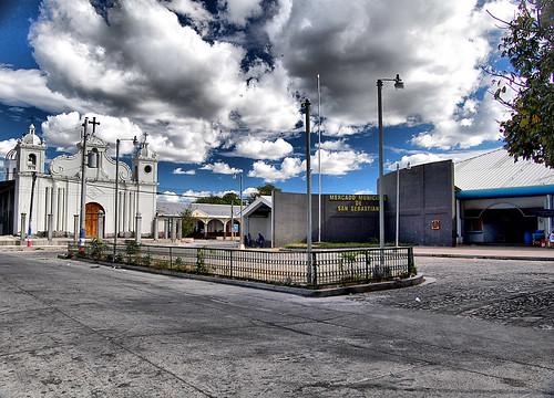 San Sebastian, San Vicente