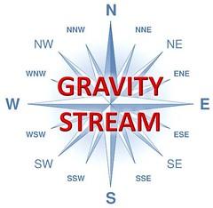 GravityStream Compass Rose