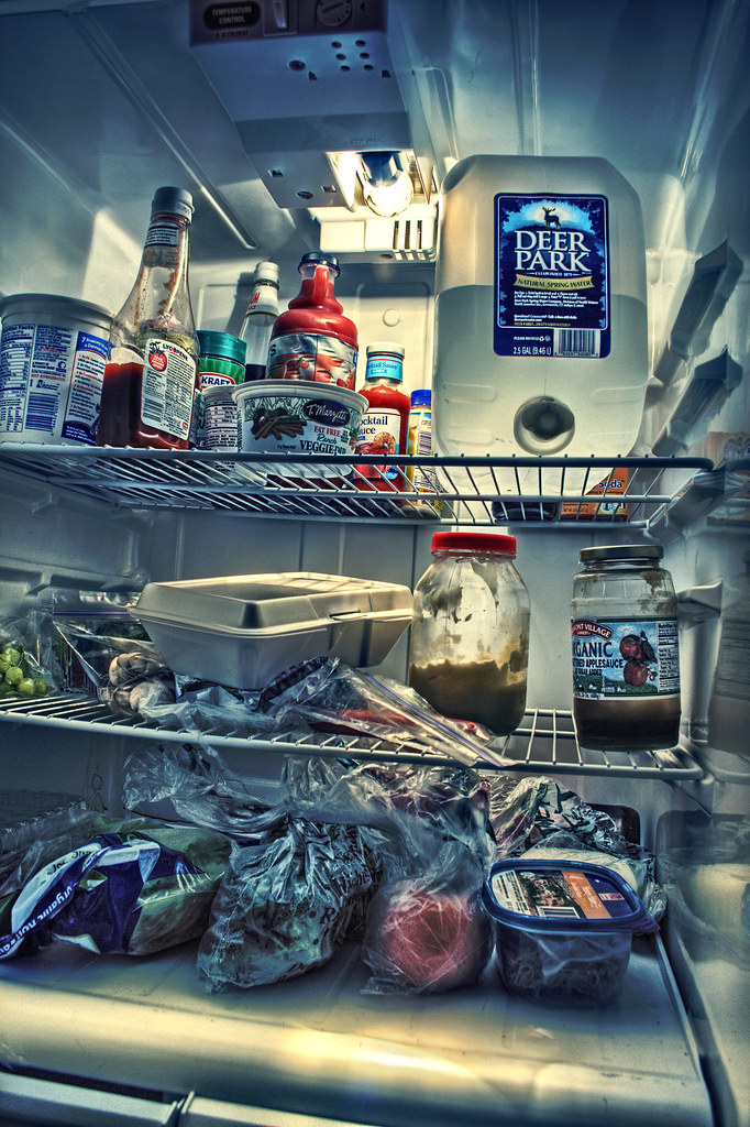 2008-01-11: The fridge