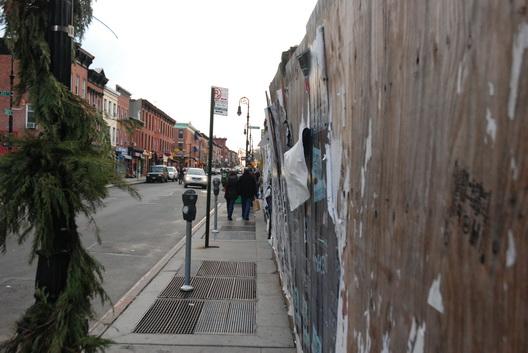 Smith Street Fence One