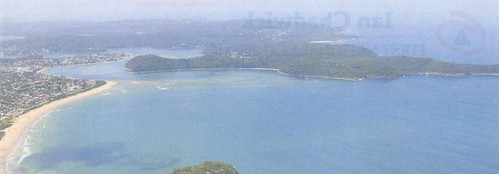 The Bouddi from Mount Ettalong