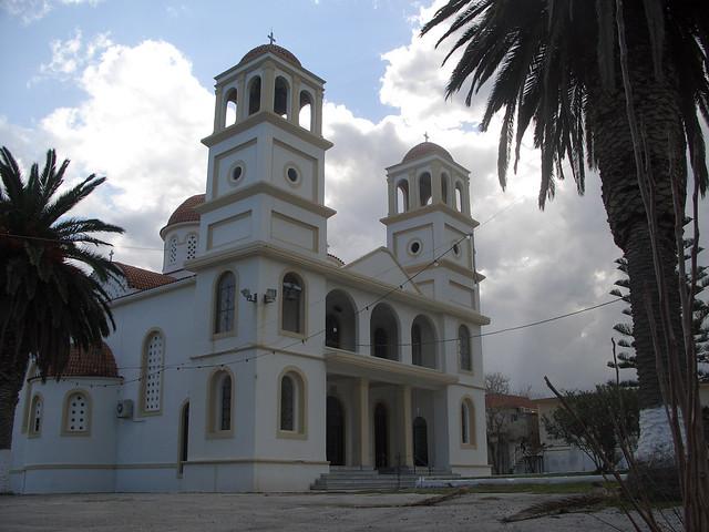 Maleme church