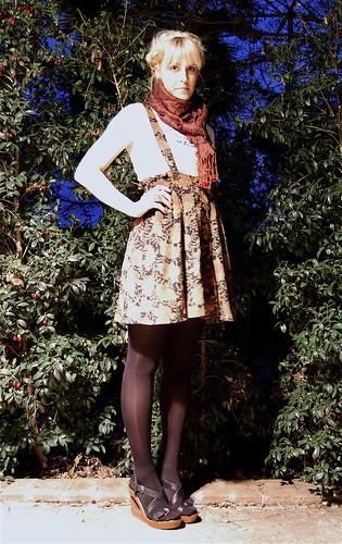 vintage society girl
