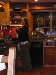 cassie prepares lunch (alist) Tags: alist robison charlottelasky cassiecleverly alicerobison ajrobison