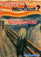 Yahoo! & Microsoft? No! por Mr. Chenko