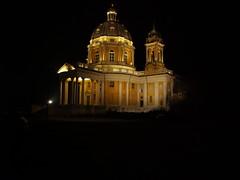 Superga (hestragon) Tags: church night torino lights chiesa turin superga notturno