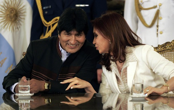 ENERGY-BOLIVIA/ARGENTINA