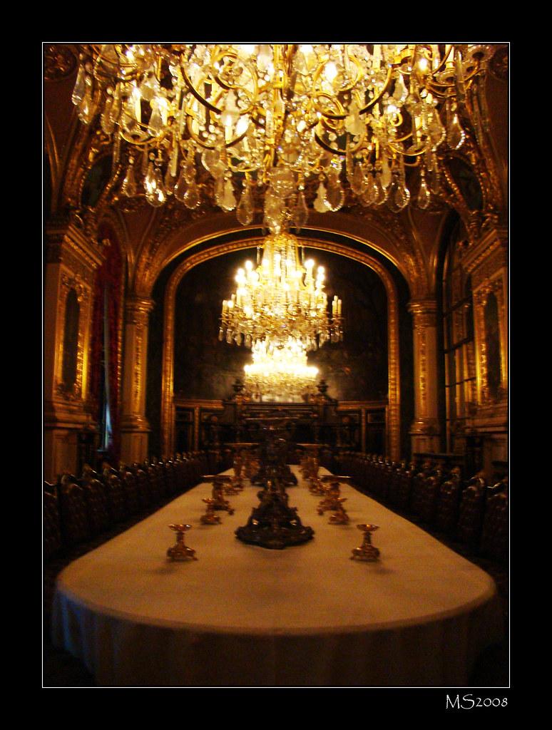 . . . Napoleon Large Dining
