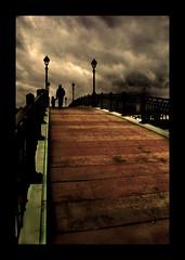 two on the bridge (2) (C_Elena) Tags: breathtaking 10faves 35faves abigfave favemegroup3 allin1 favemegroup10 superfaveme exquisiteimage