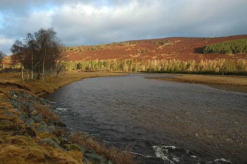 River Dee near Inverey