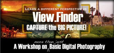 ViewFinder - Capture the BIG PICTURE