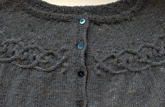 tangled yoke button detail