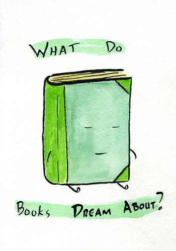 What Do Books Dream About?