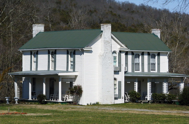 Old Historic House - Granville, Tn