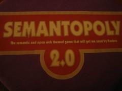 Semantopoly 2.0