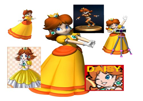 princess peach and princess daisy. Princess+peach+and+daisy