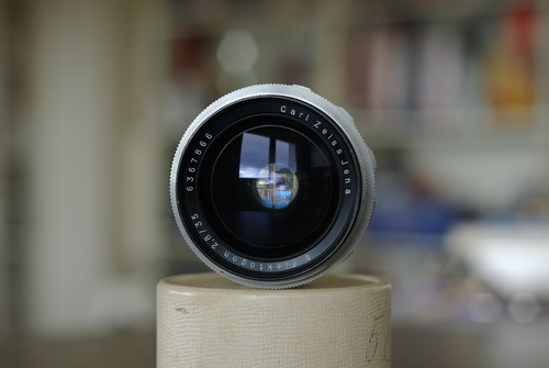 Flektogon 35 f2.8 - Front - IMGP9654