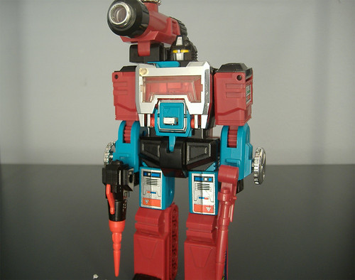 Perceptor bot mode