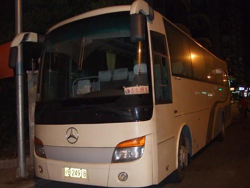 Mercedes Bus?