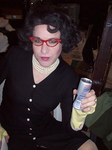 Carol Ann Red Bull