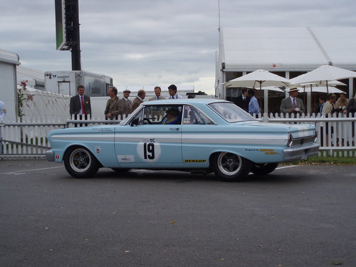 Mike Walls' 1964 Falcon Sprint