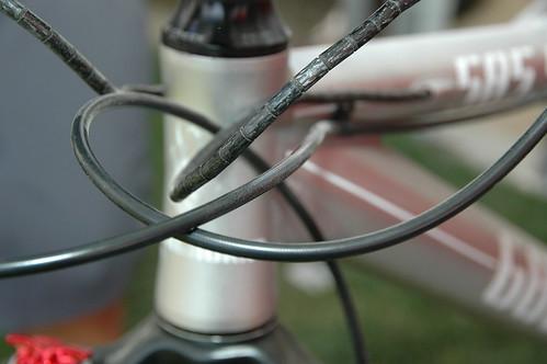 carbon nokon cables