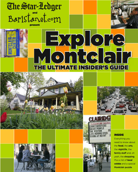 Explore Montclair cover