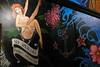 Whiskeytown Bathroom Mural This mural was