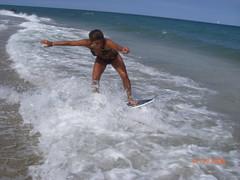 CIMG7528 (moorem018) Tags: beach water waves skimboarding