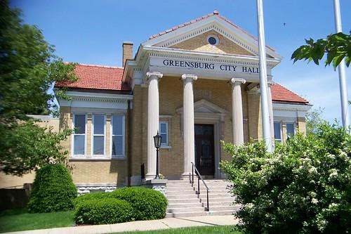Former City Hall
