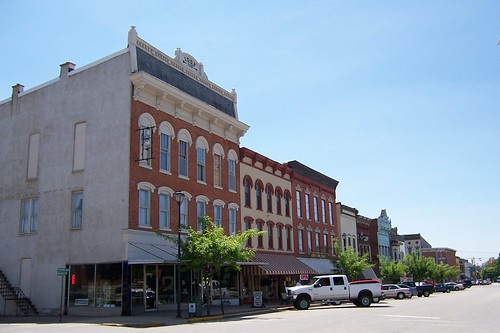 Greensburg square