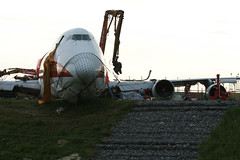 Crash 747 Kalita Air Brussels Airport - day 9 - 38 (wallies.be) Tags: boeing 747 kalita crash kalitta air cargo brussels airport 747200 747209f zaventem brussel nationaal bruxelles lucht aroport kalittaair brusselsairport brusselnationaal